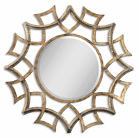 Demarco Round Wall Mirror