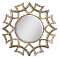 Demarco Round Wall Mirror