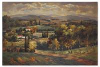 Scenic Vista Canvas Wall Art