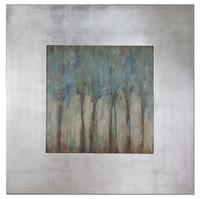 Windblown Trees Wall Art