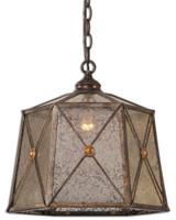 Basiliano 1 Light Pendant Light Fixture