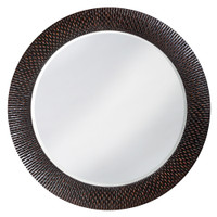 Bergman Round Framed Wall Mirror