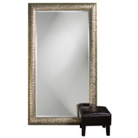 Daniel Rectangular Framed Floor Mirror