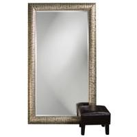 Daniel Rectangular Framed Floor Mirror