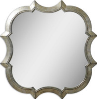 Farista Antique Silver Mirror