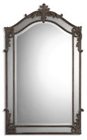 Alvita Medium Metal Mirror