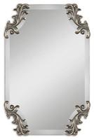 Andretta Baruque Silver Mirror