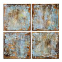 Accent Tiles Modern Art, S/4