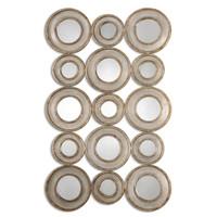 Vobbia Metal Circles Mirror