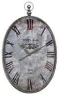 Argento Antique Wall Clock