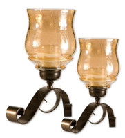 Joselyn Bronze Candleholders Set/2