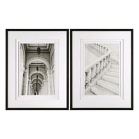 Moments Architectural Prints Set of 2