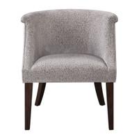 Arthure Barrel Back Accent Chair
