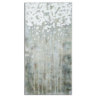 Cotton Florals Wall Art