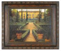 Garden Manor Framed Art