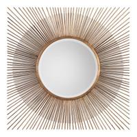 Azie Square Starburst Mirror