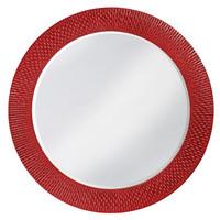 Bergman Mirror - Glossy Red