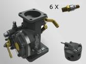 NEW, OUTRIGHT AVSTAR EXPERIMENTAL SERVO KIT AVX540-1