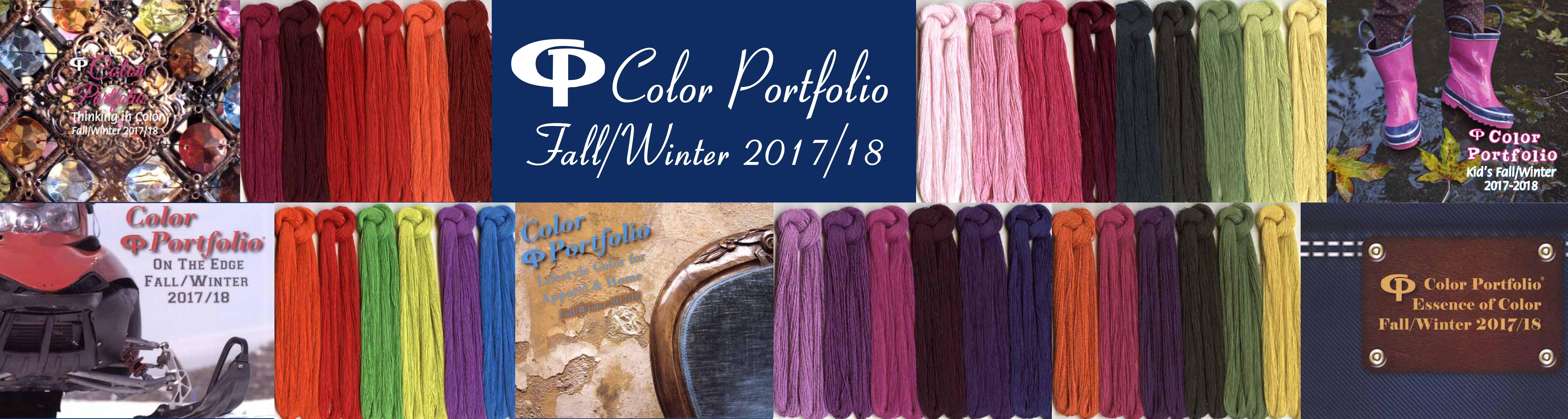 Color Portfolio AW 2017-18