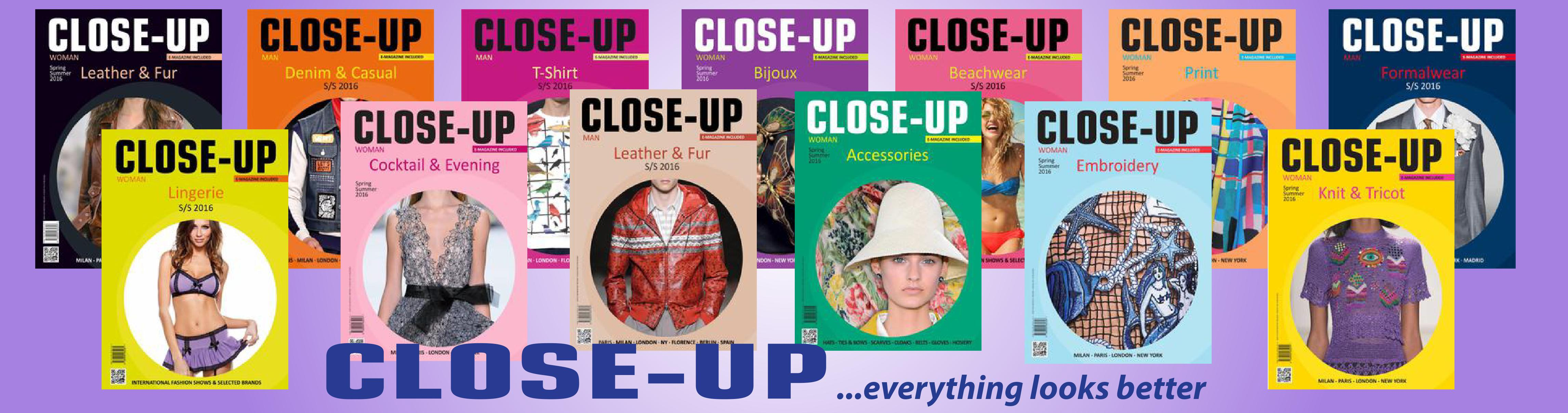 Close-Up Magazines
