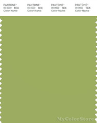 PANTONE SMART 15-0336X Color Swatch Card, Herbal Garden
