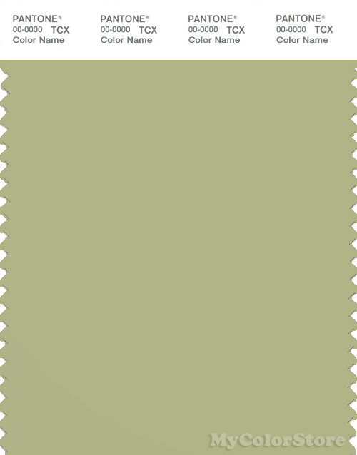 PANTONE SMART 15-0523X Color Swatch Card, Winter Pear