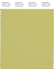 PANTONE SMART 15-0533X Color Swatch Card, Linden Green
