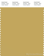 PANTONE SMART 15-0732X Color Swatch Card, Pale Green-yellow
