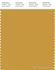 PANTONE SMART 15-0948X Color Swatch Card, Chinese Yellow