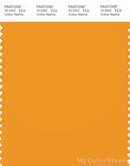 PANTONE SMART 15-1054X Color Swatch Card, Cadmium Yellow
