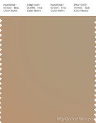 PANTONE SMART 15-1114X Color Swatch Card, Travertine