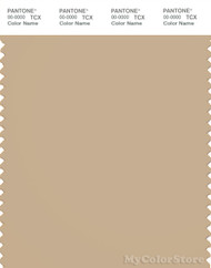 PANTONE SMART 15-1214X Color Swatch Card, Warm Sand