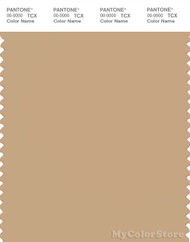 PANTONE SMART 15-1220X Color Swatch Card, Latte