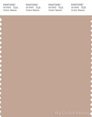 PANTONE SMART 15-1315X Color Swatch Card, Rugby Tan