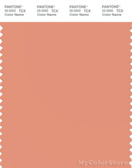 PANTONE SMART 15-1333X Color Swatch Card, Canyon Sunset