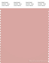 PANTONE SMART 15-1515X Color Swatch Card, Mellow Rose