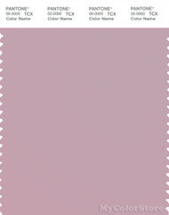 PANTONE SMART 15-2205X Color Swatch Card, Dawn Pink