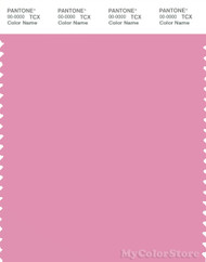 PANTONE SMART 15-2214X Color Swatch Card, Rosebloom