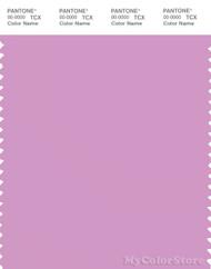 PANTONE SMART 15-3214X Color Swatch Card, Orchid