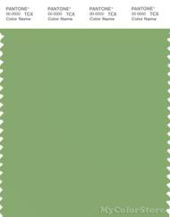 PANTONE SMART 15-6428X Color Swatch Card, Green Tea