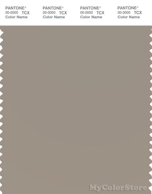 PANTONE SMART 16-0205X Color Swatch Card, Vintage Khaki