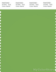 PANTONE SMART 16-0235X Color Swatch Card, Kiwi