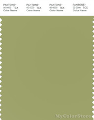 PANTONE SMART 16-0430X Color Swatch Card, Fern