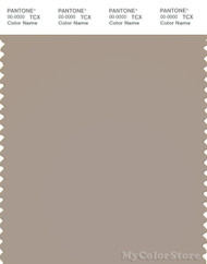 PANTONE SMART 16-0806X Color Swatch Card, Goat