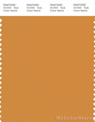 PANTONE SMART 16-1140X Color Swatch Card, Yam