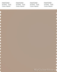 PANTONE SMART 16-1210X Color Swatch Card, Light Taupe