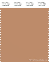 PANTONE SMART 16-1235X Color Swatch Card, Sandstorm