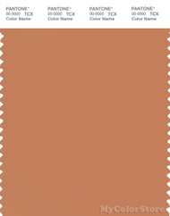 PANTONE SMART 16-1325X Color Swatch Card, Copper