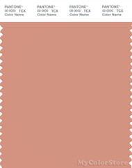 PANTONE SMART 16-1330X Color Swatch Card, Muted Clay