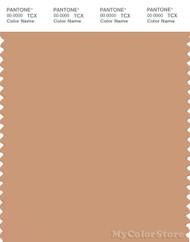 PANTONE SMART 16-1331X Color Swatch Card, Toast